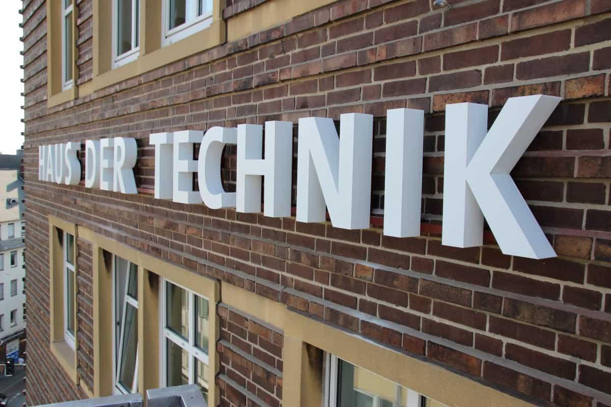 Stadtwerke Bielefeld Haus der Technik Infographik