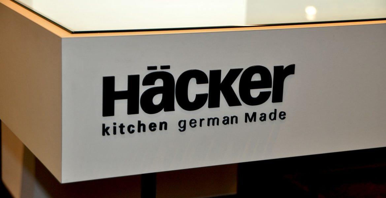 Hacker Kuchen Rodinghausen Neugestaltung Showroom Infographik