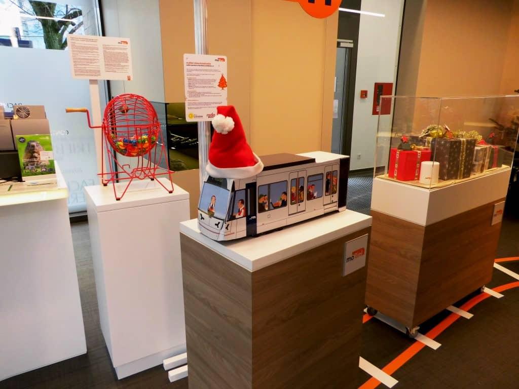 Stadtwerke Bielefeld Ausstellung Mobiel Im Kundenzentrum