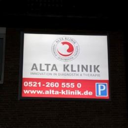 Alta Klinik, Bielefeld