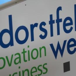 Neues Beschilderungs- und Orientierungssystem in Dortmund