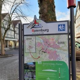 Rotenburg an der Fulda - Neue Spazier- und Wanderwege