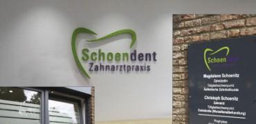 Werbetechnik - Schoendent