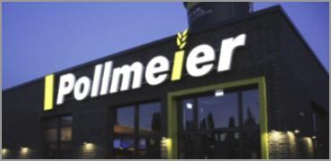 Pollmeier - Eingangsbereich