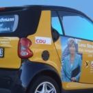 CDU - Fahrzeugbeschriftung