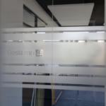 Gestamp - Bielefeld - Glasdekor