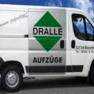 Dralle Aufzüge - Fahrzeugbeschriftung