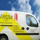 Wetzler - Fahrzeugbeschriftung