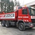 Fahrzeugbeschriftung: Asphalt Kleemann