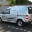 Fahrzeugbeschriftung: Bockermann Fritze