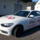Fahrzeugbeschriftung: Busch Apotheken