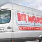 Fahrzeugbeschriftung: Der Malocher