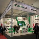 ContaClip - Messestand - Hannovermesse 2016