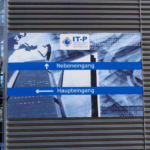 IT-P - Objektbeschilderung