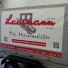 Fahrzeugbeschriftung - Laarmann