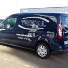 Fahrzeugbeschriftung - Twistel
